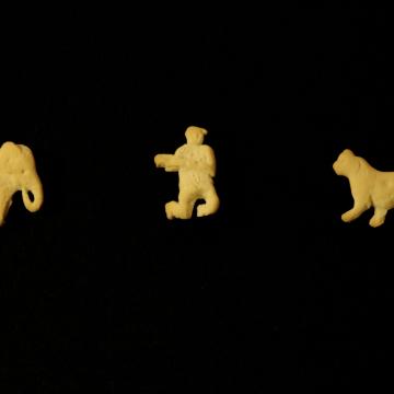 Animal Crackers and Poacher