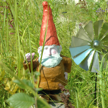 Gnome Grown - Wind Power Gnome