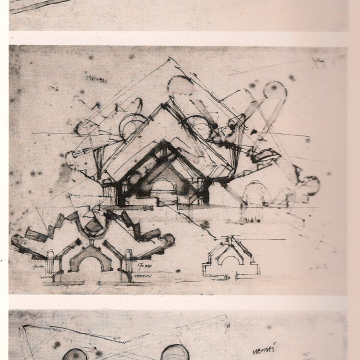 Michelangelo's Drawings of Fortifications for Florence