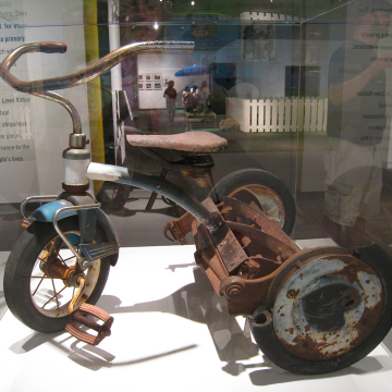 The Van Grasmaaier Tricycle